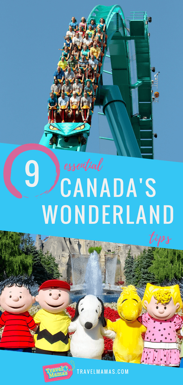 9 Essential Canada's Wonderland Tips