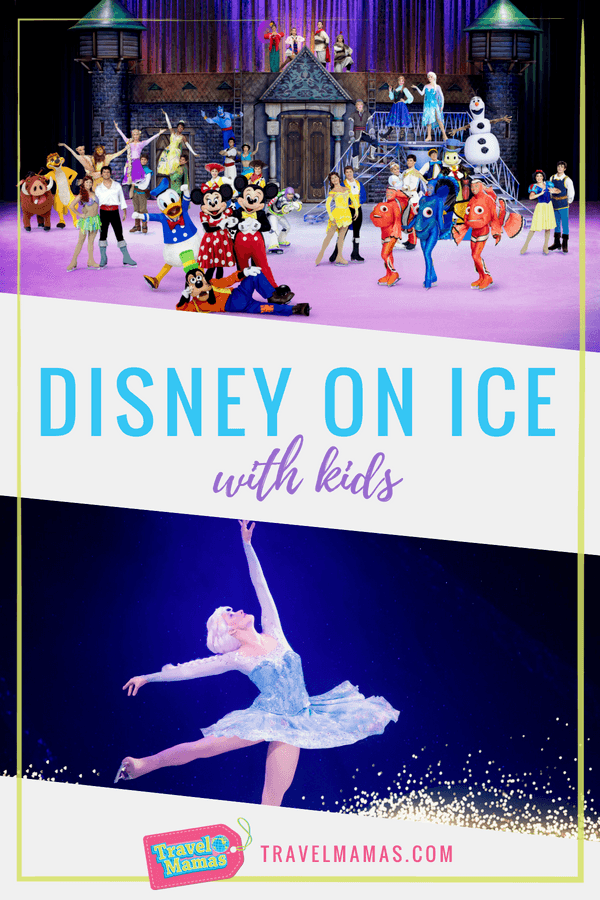 Disney On Ice with Kids Tips