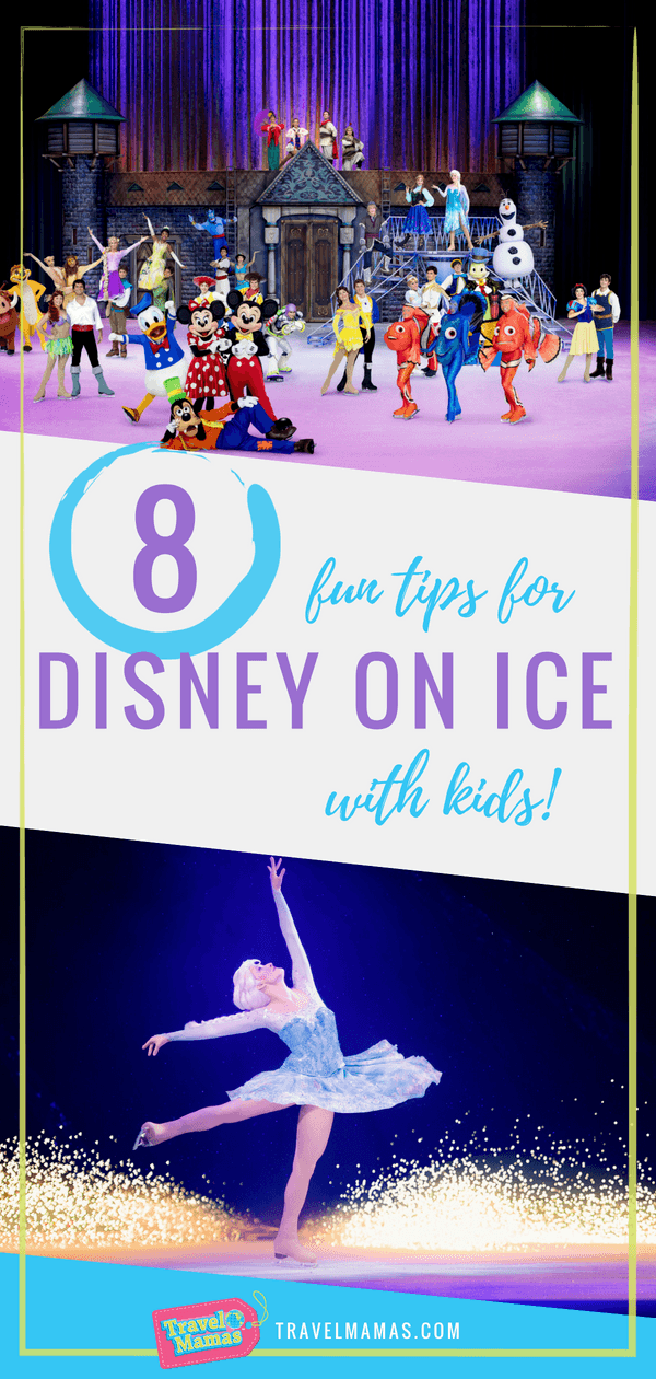 8 Fun Tips for Disney On Ice with Kids