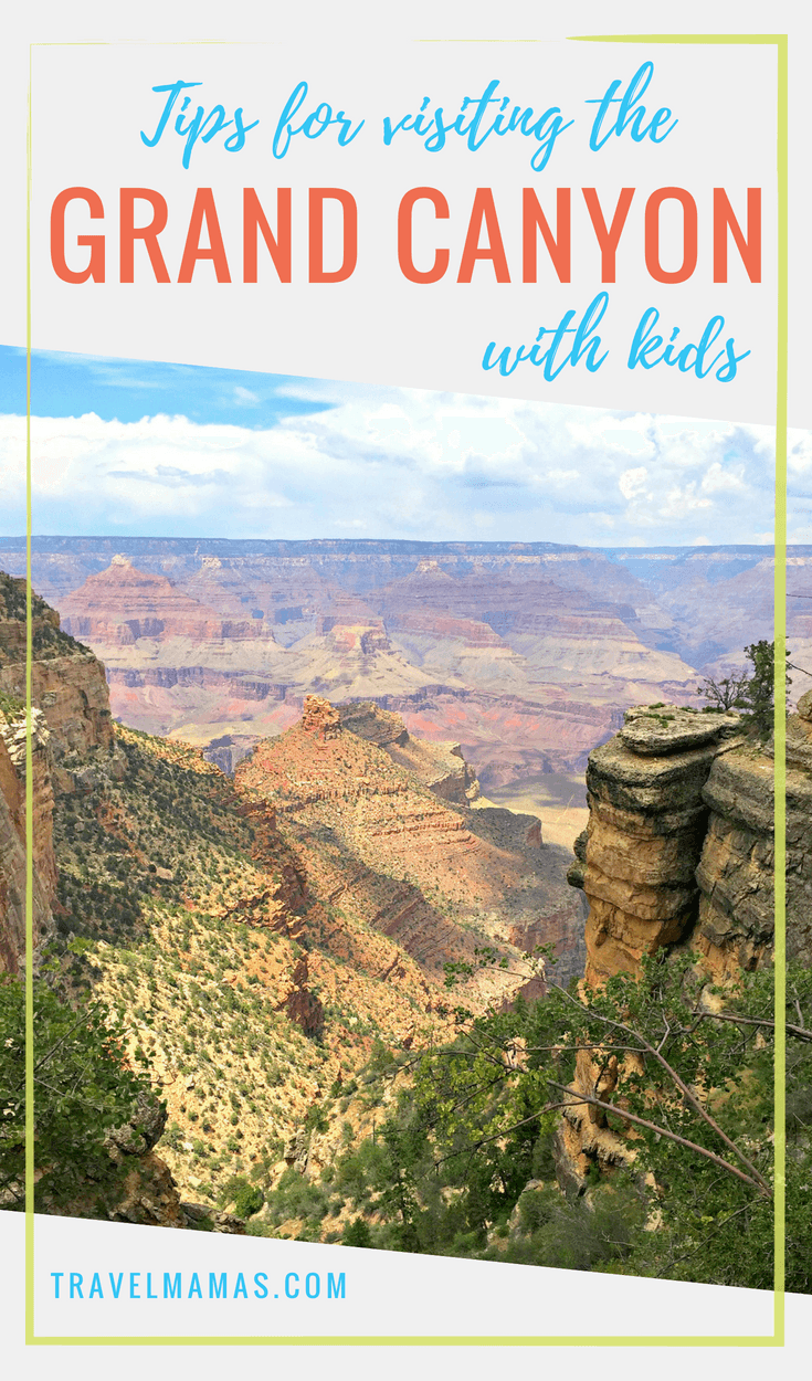 Tips for Visiting the Grand Canyon with Kids