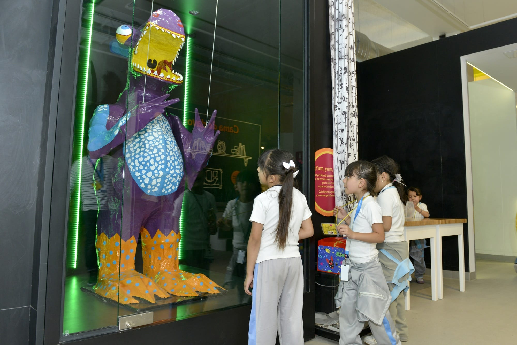 Learn through doing at the Papalote Museum in Mexico City with kids