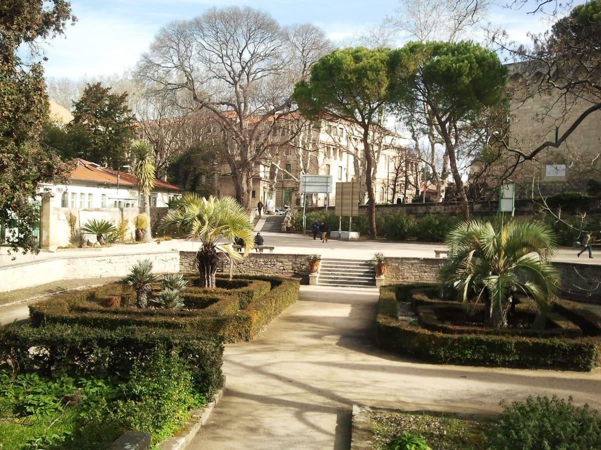Montpellier's Jardin des Plantes