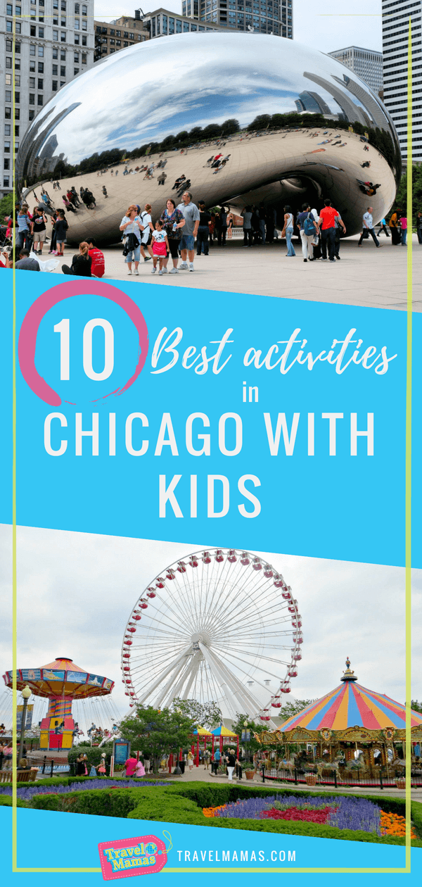 10 Best Activities in Chicago with Kids
