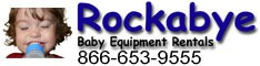 Rockabye Baby Equipment Rentals