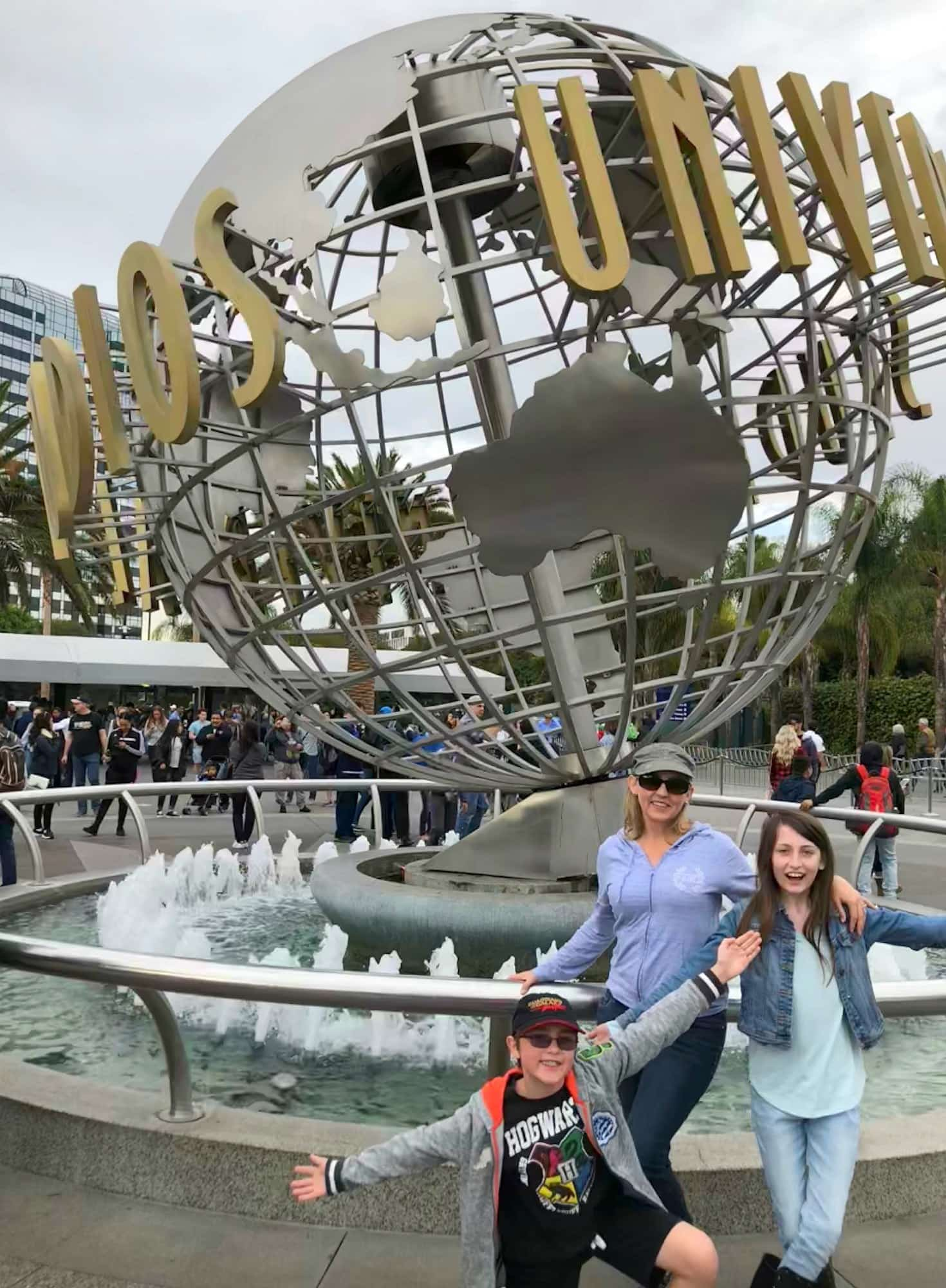 Find the right rides for your kids at Universal Studios Hollywood