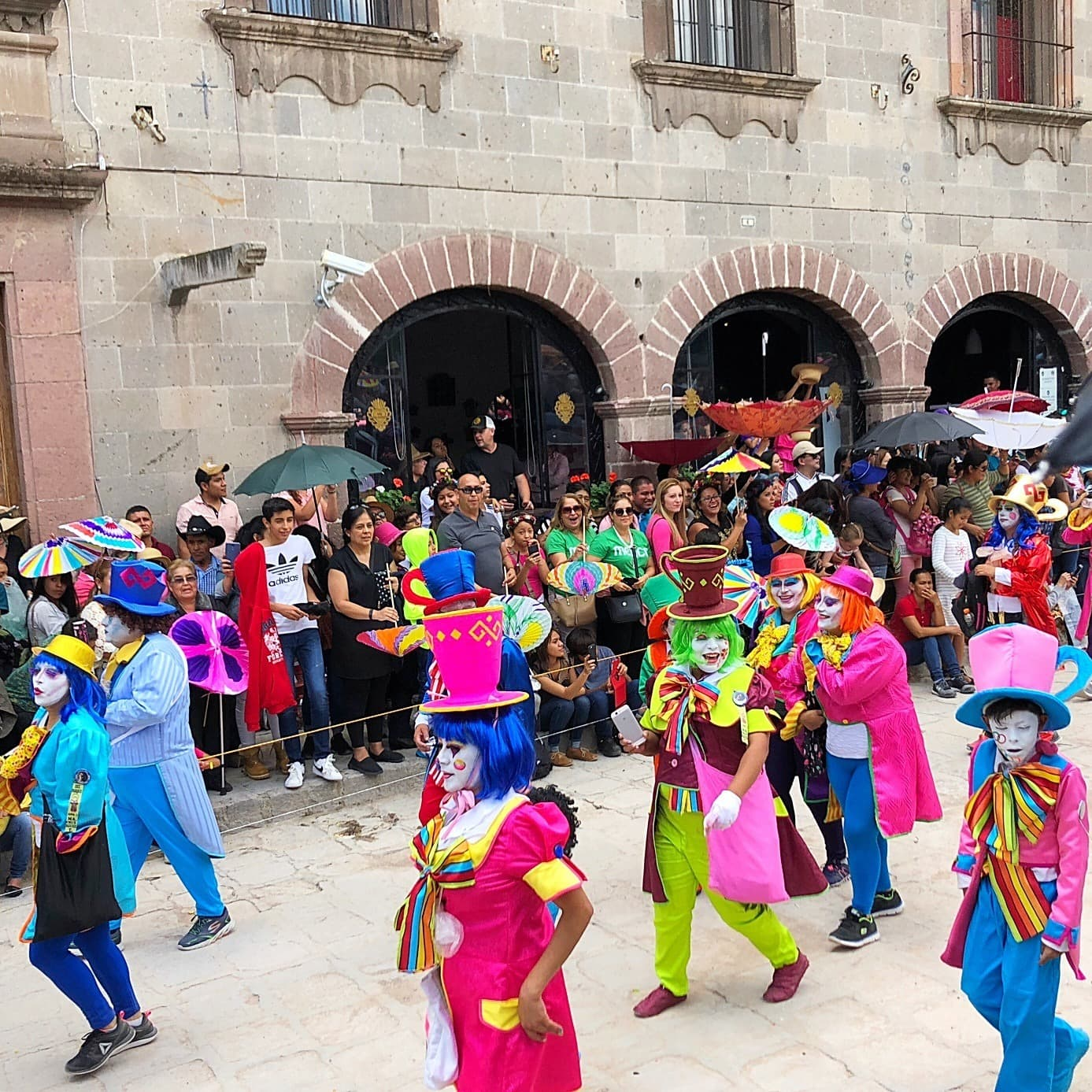 Dia de los Locos is one of the craziest festivals in San Miguel de Allende