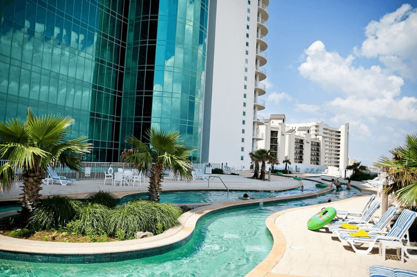 Turquoise Place is a great choice for families who love lazy rivers and who want to stay at a condominium-style resort