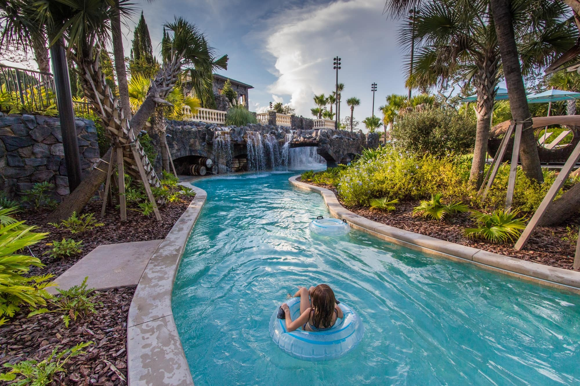 e9e5b0a4ef The lazy river at Four Seasons Orlando at Walt Disney World is so fabulous