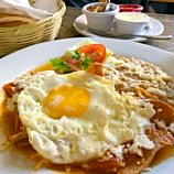 For the best chilaquiles in San Miguel de Allende, head to Rincon de Don Tomas