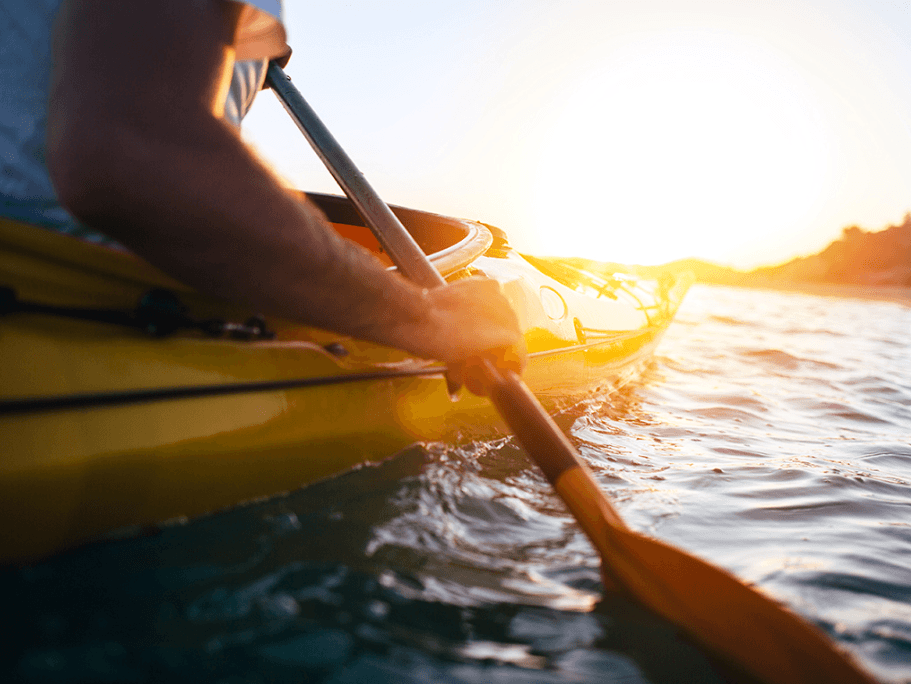 Book a kayak tour with The Duluth Experience