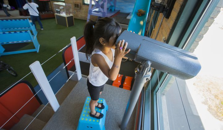 Interactive learning and play is the name of the game at Duluth Children's Museum