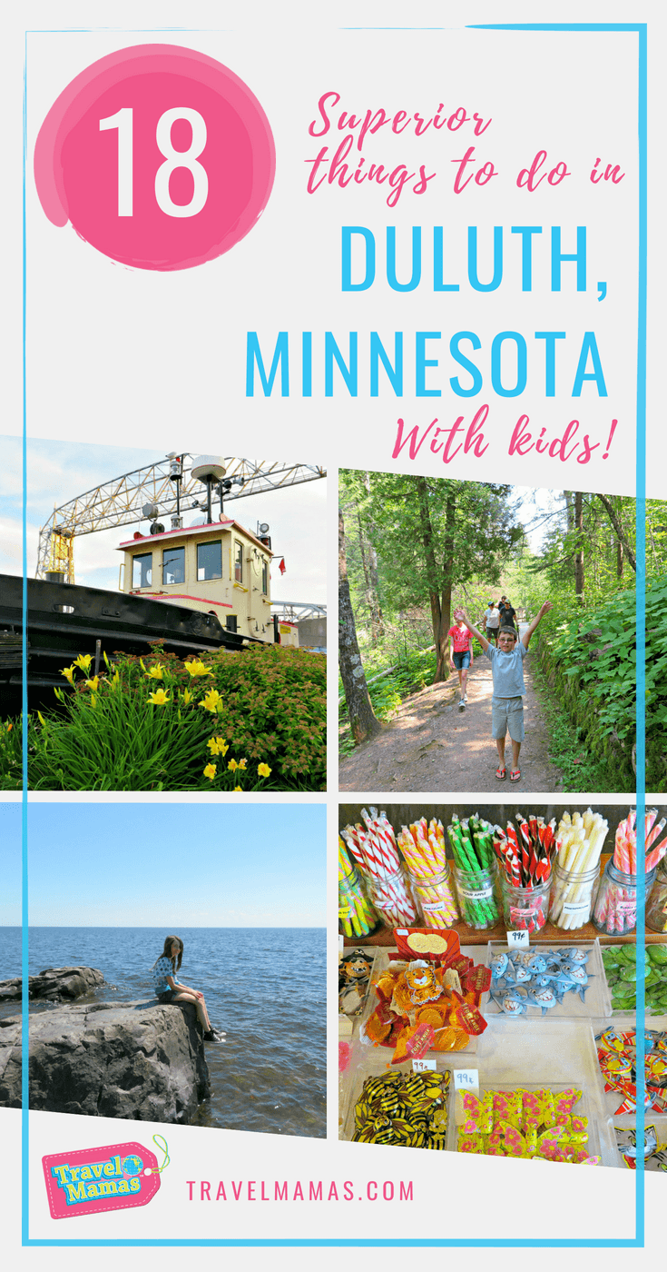 18 Superior Things to Do in Duluth, Minnesota with Kids