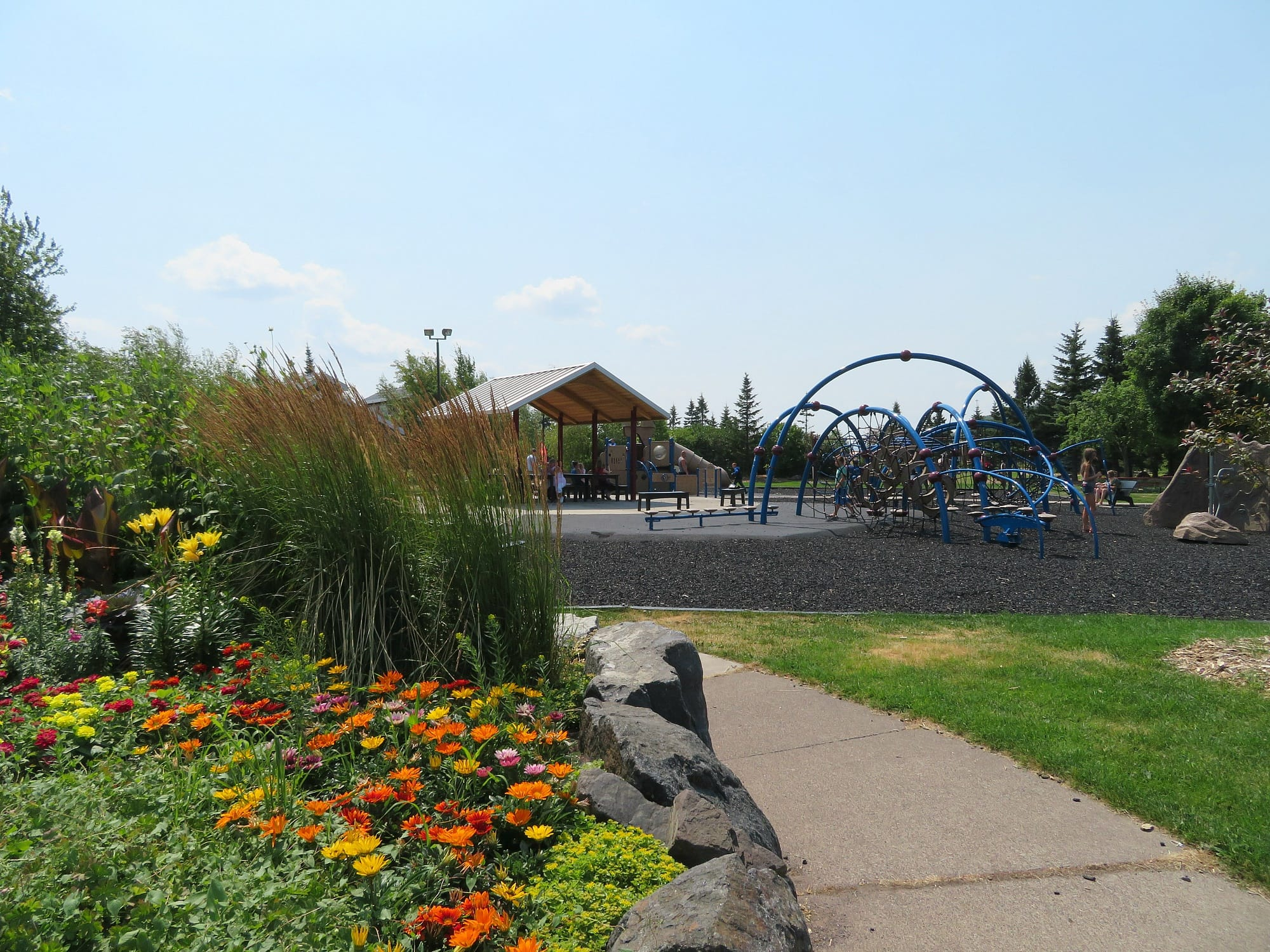 Bonus for families: Playfront Park is Duluth's biggest playground and is easily accessible from Pier B Resort