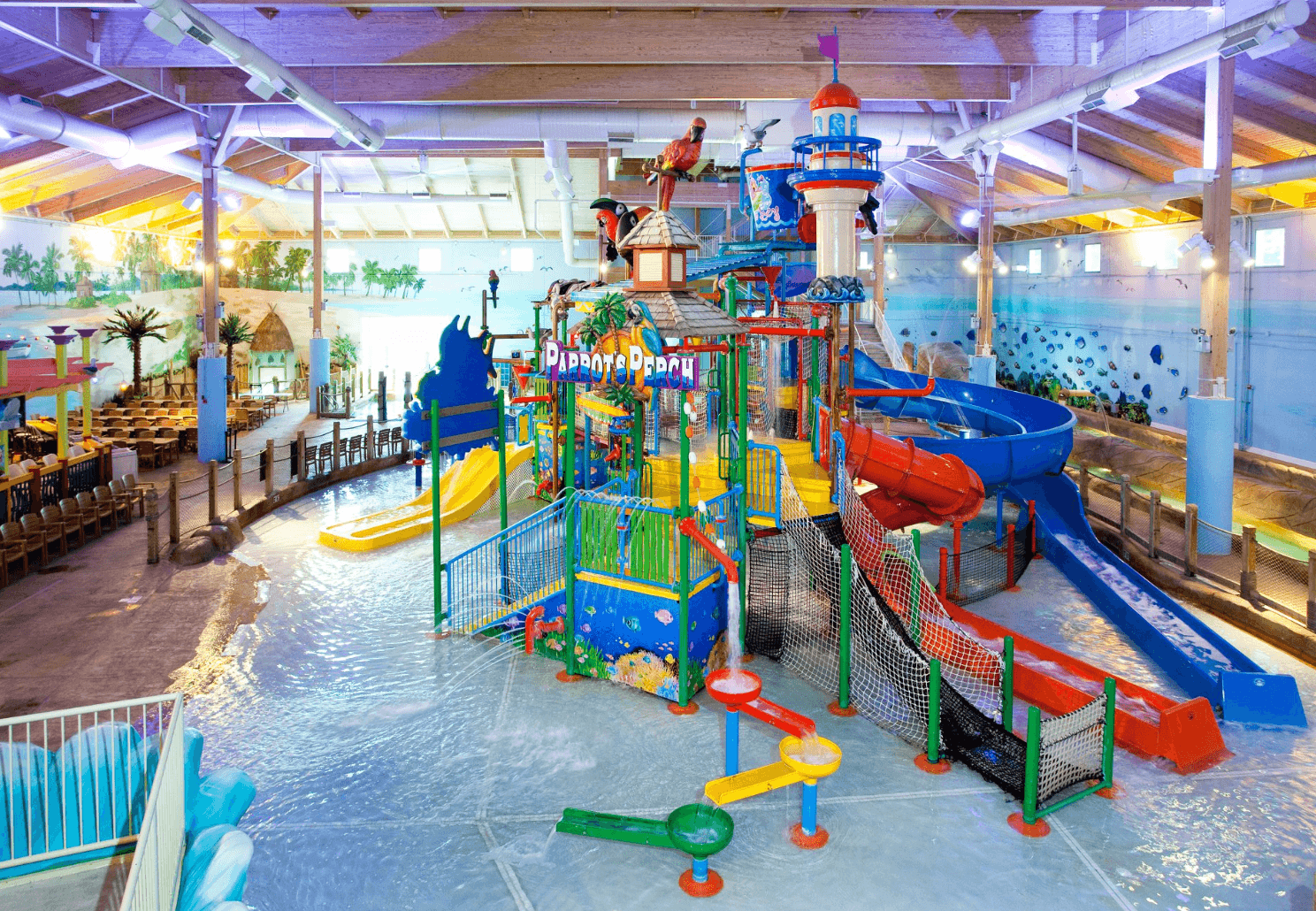 11 Best Indoor Hotel Pools For Kids Hotels With Indoor Pools