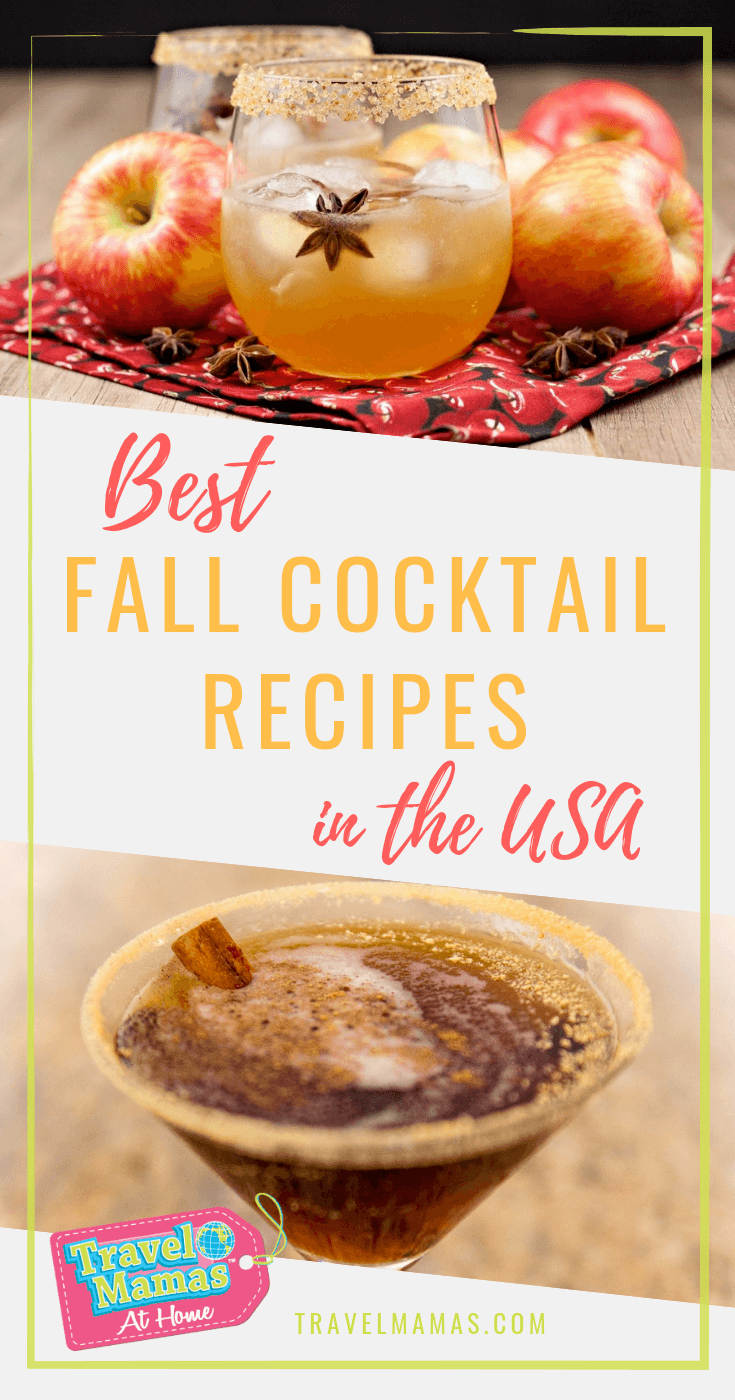 Best Fall Cocktail Recipes in the USA