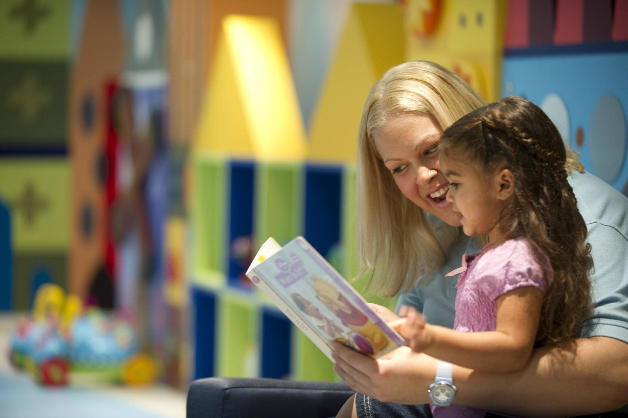 It's a Small World Nursery on Disney Dream delights infants and toddlers up to 3 years old