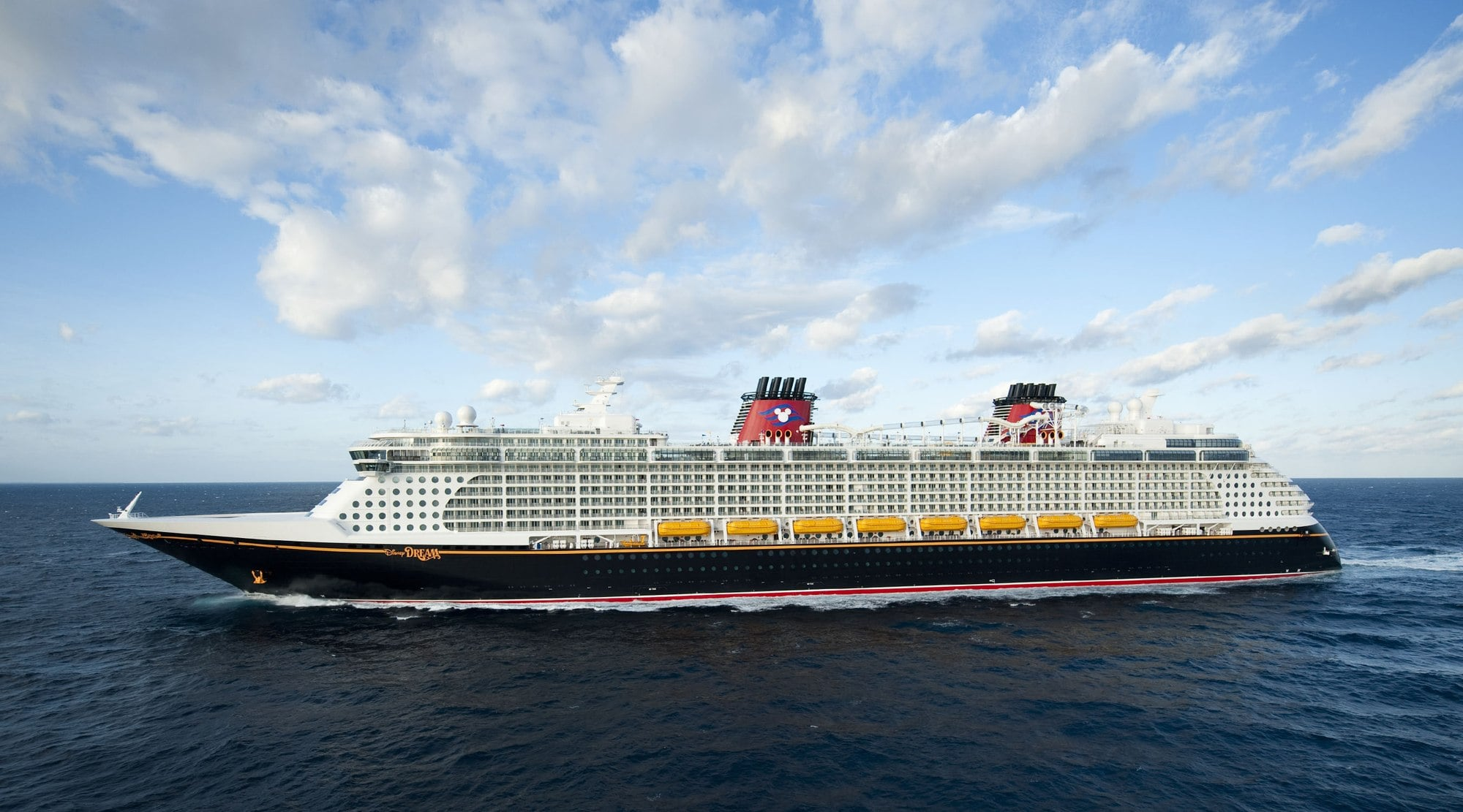 Disney Dream with babies, toddlers and children
