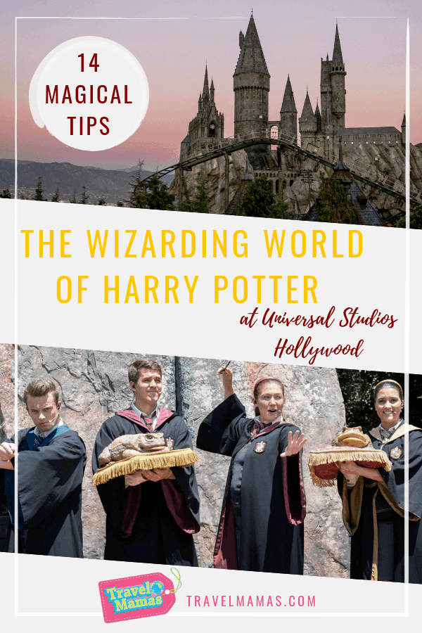 Harry Potter Universal Studios Hollywood Tips