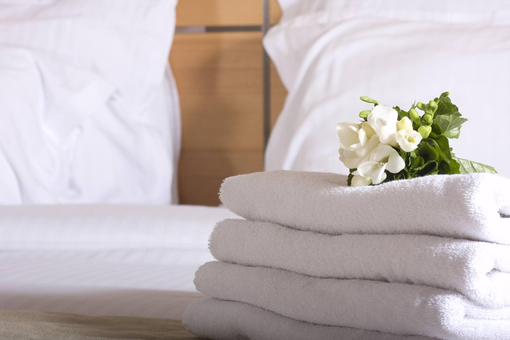 Sleep soundly during your hotel stay knowing your booking is secure