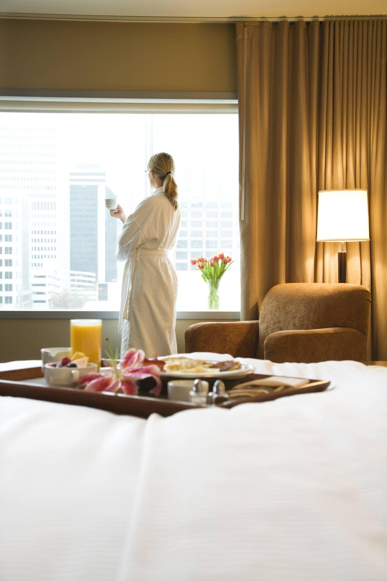 A hotel stay should be relaxing, not stressful