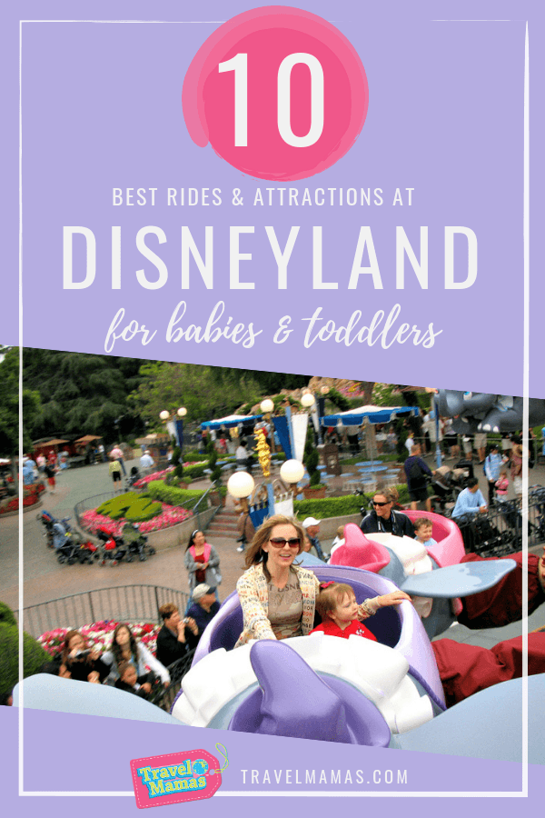 10 Best Disneyland Rides & Attractions at Disneyland for Babies & Toddlers