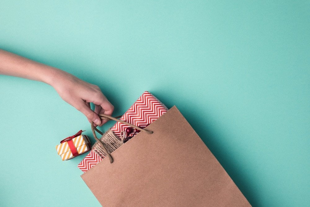 If bringing gifts in your carry-on, wait to wrap them after you arrive at your destination