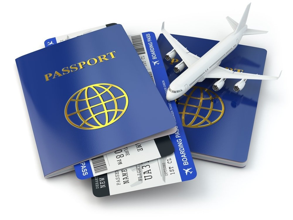 If traveling out of the country, every family member needs an up-to-date passport