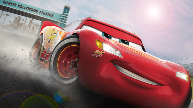 Lightning McQueen's Racing Academy at Disney's Hollywood Studios with Children