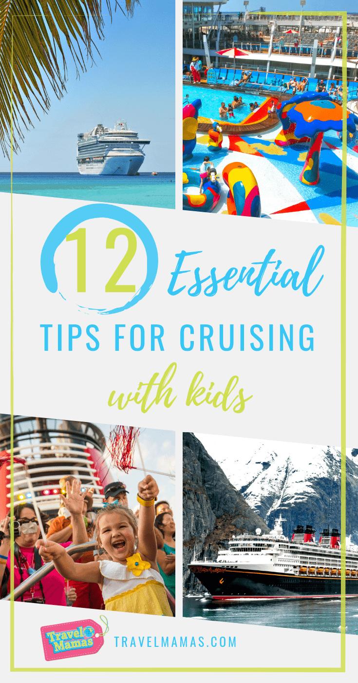 12 Essential Tips for Cruising with Kids ~ TravelMamas.com