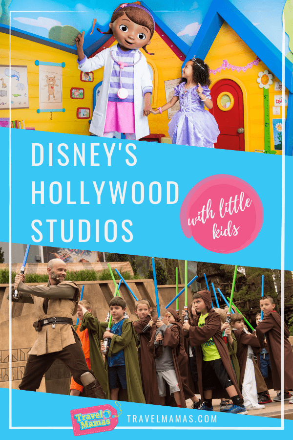 Tips for Touring Disney's Hollywood Studios with Toddlers, Preschoolers and Young Children