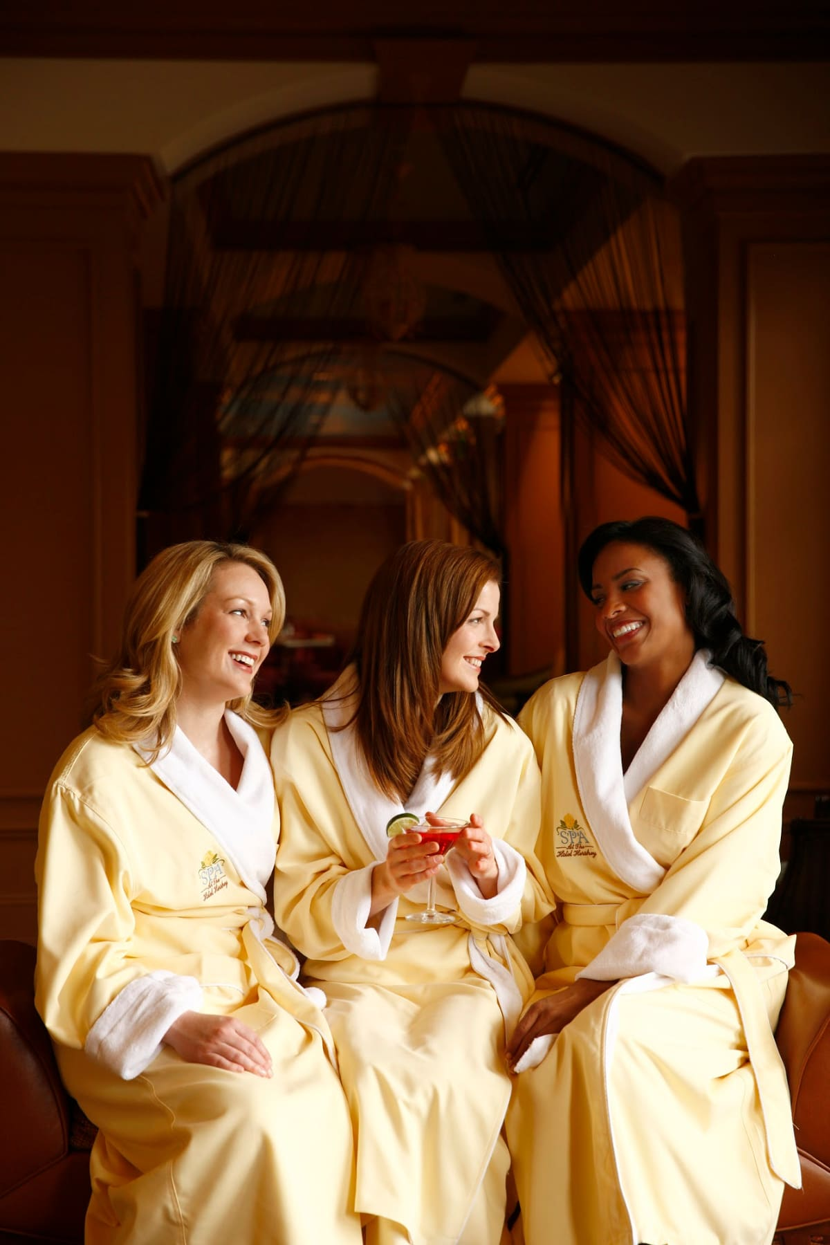 Spa + chocolate = heaven at the Spa at Hershey Hotel