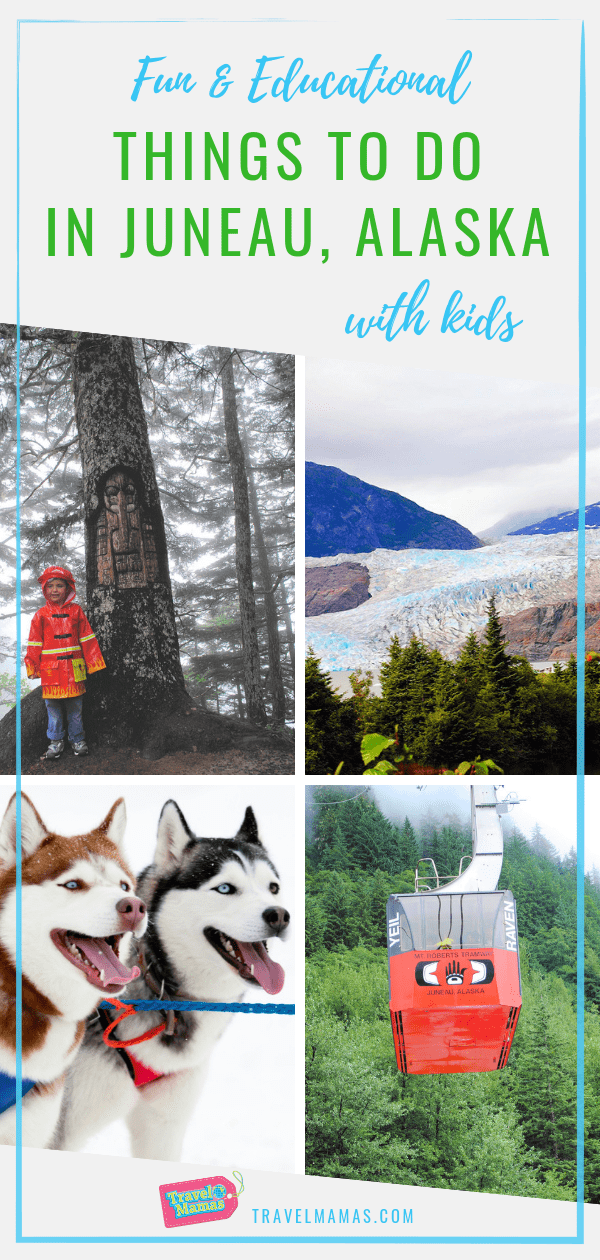 Fun & Educational Things to Do in Juneau, Alaska with Kids