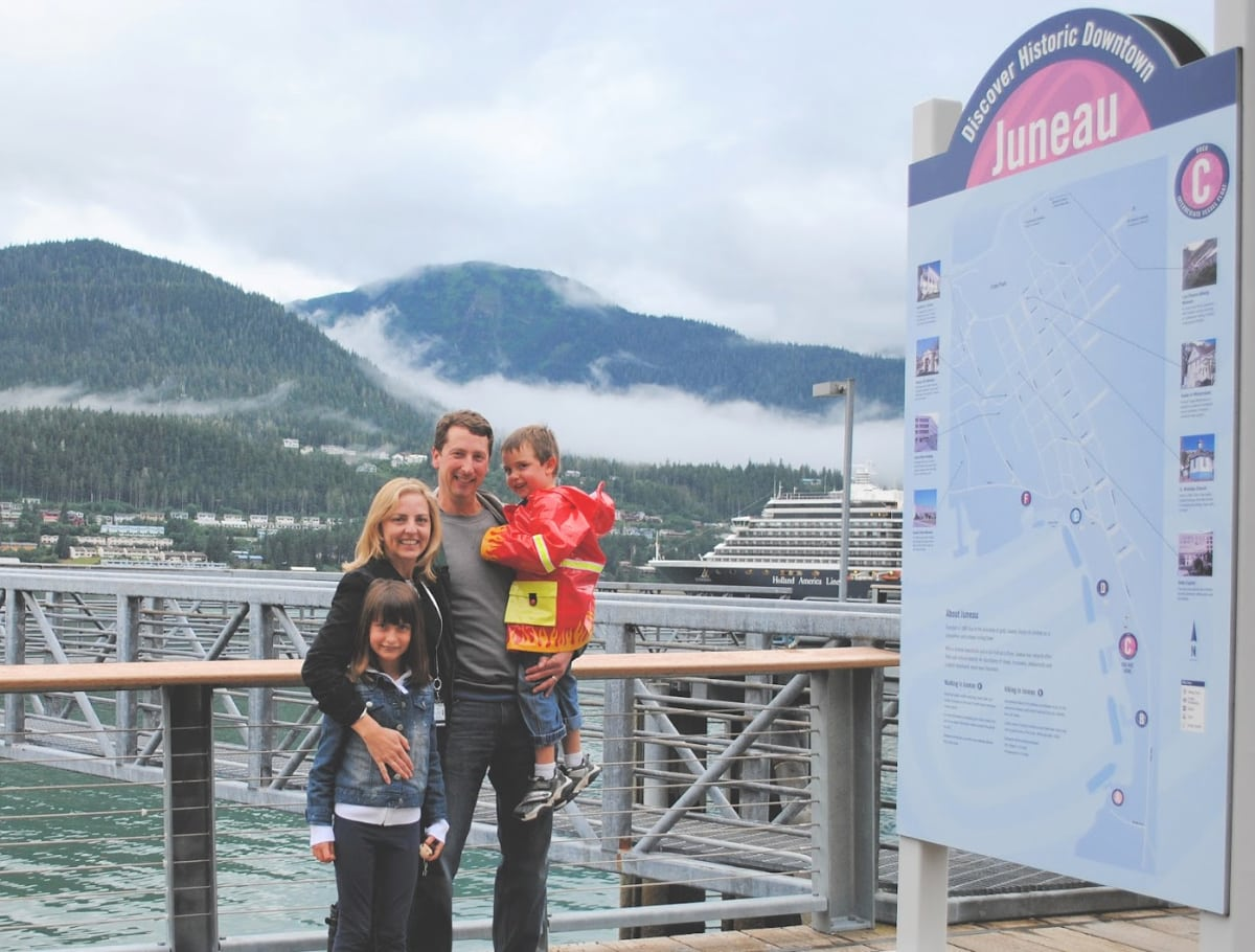 Here's what to do in Juneau, Alaska with kids!