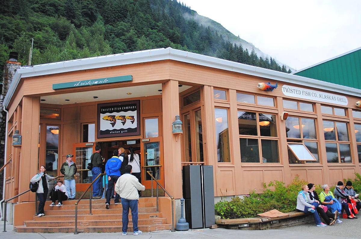 Twisted Fish Co. Alaskan Grill