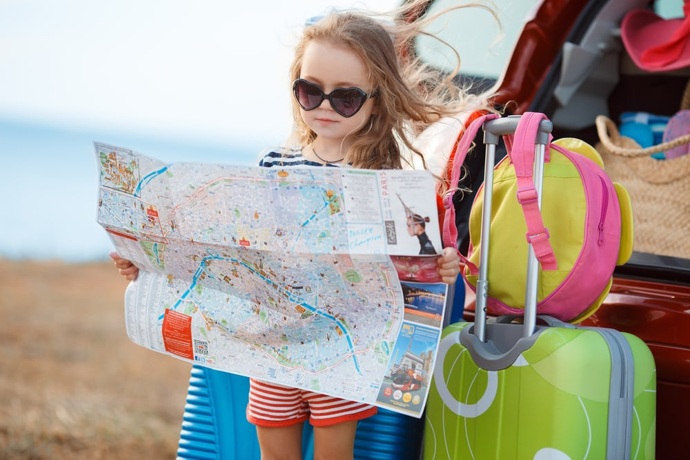 Follow these tips to save money when traveling with kids