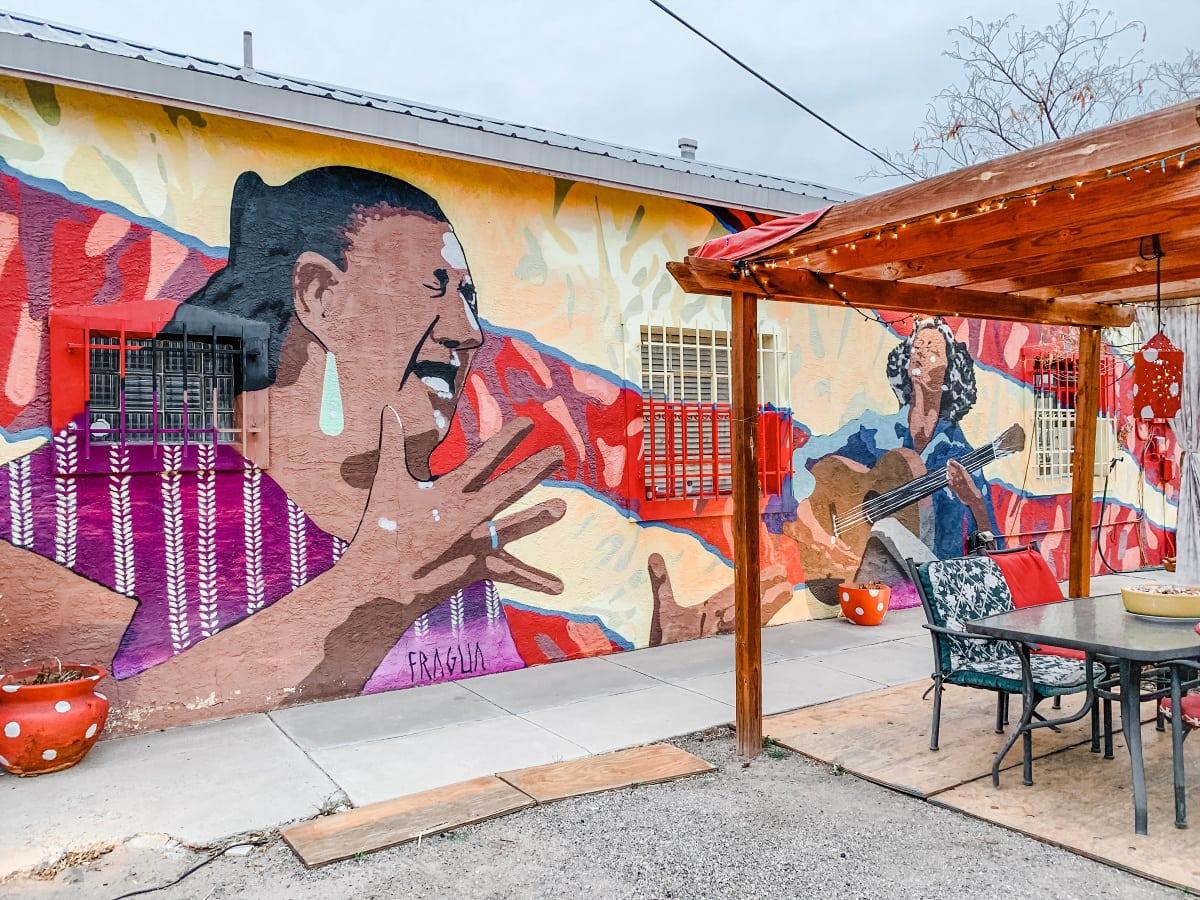 Casa Flamenca in Albuquerque, NM