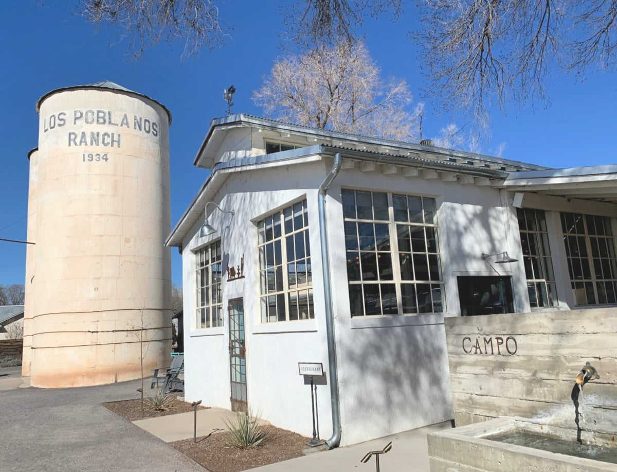 Families will love a stay at Los Poblanos Historic Inn and Organic Farm in Albuquerque, New Mexico