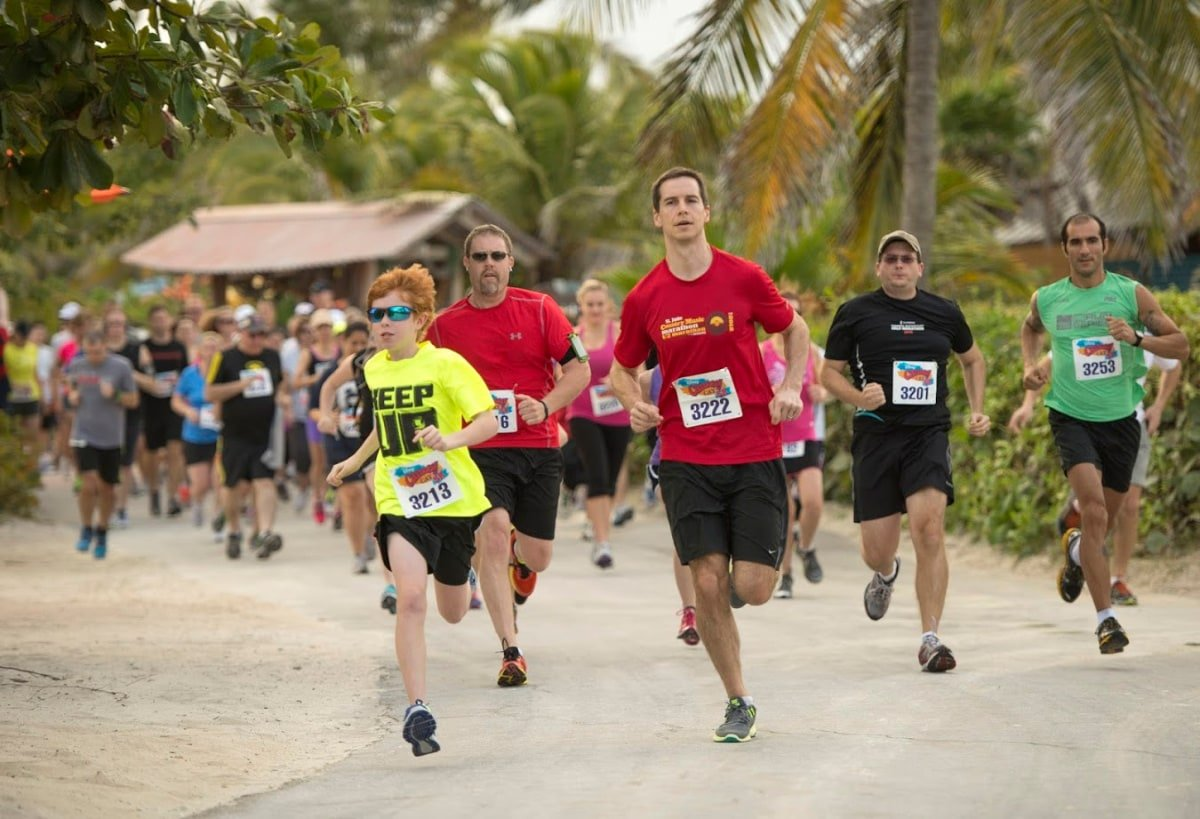 Participating in the Castaway Cay 5K is a great way to explore Disney's private island