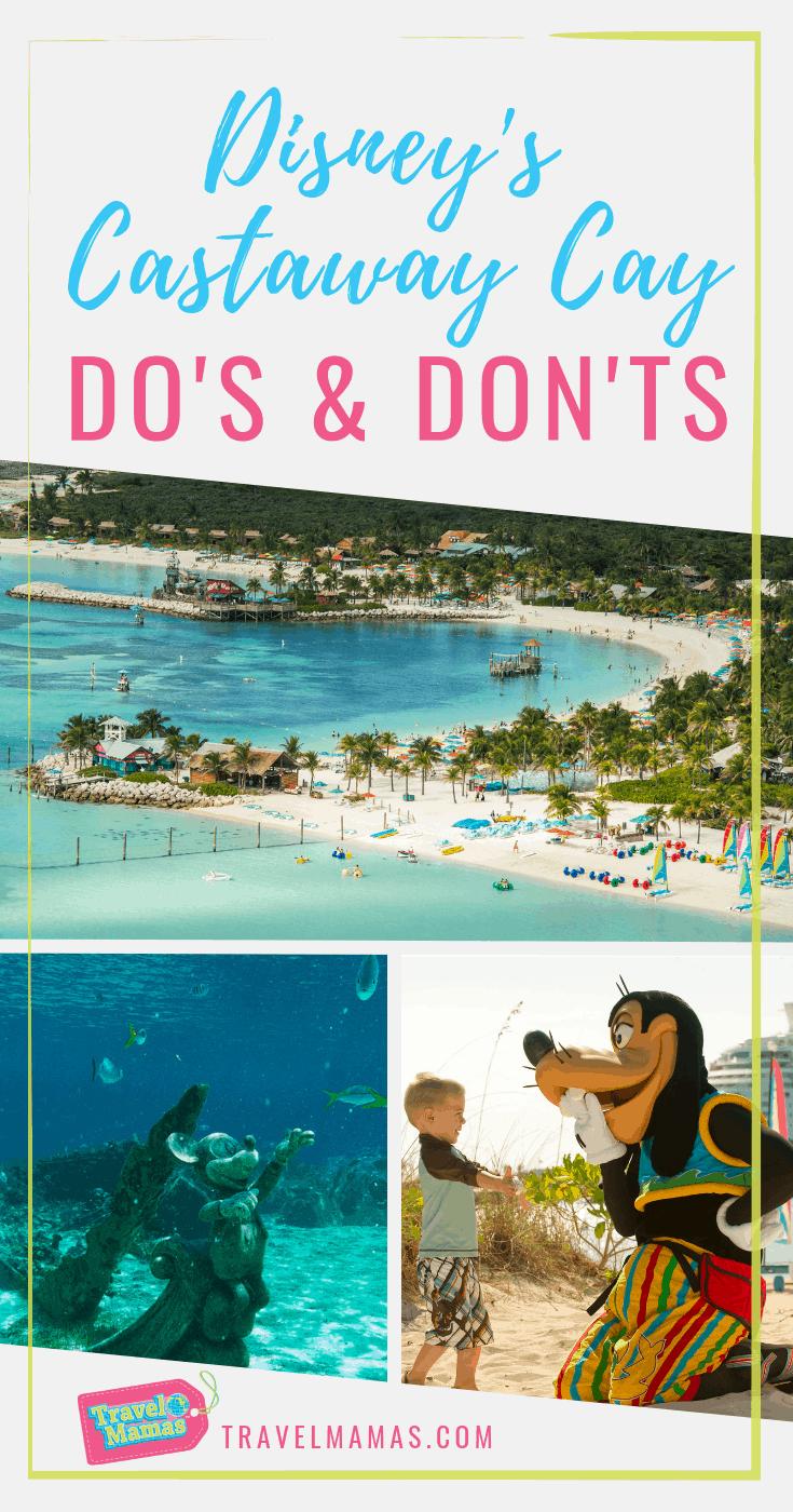 Disney's Castaway Cay Tips