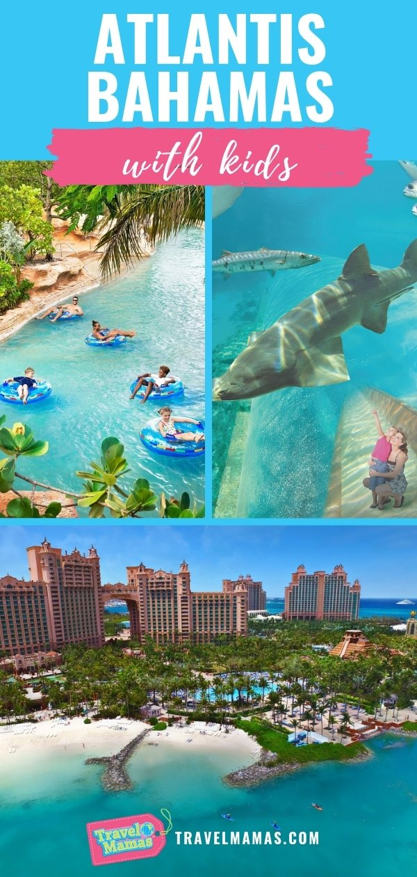 Atlantis Bahamas with Kids from Babies to Teens