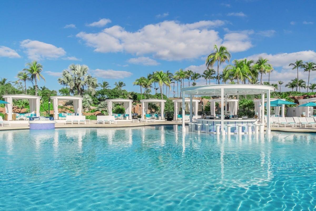 Pool at The Coral Atlantis Bahamas