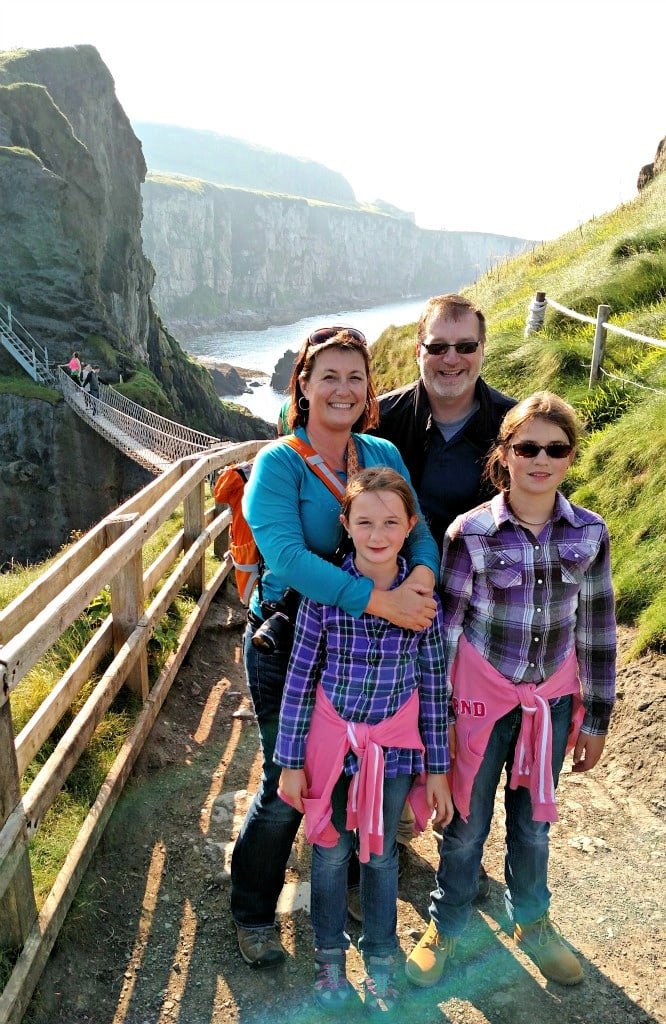 Jody can help you plan your trip to Ireland with kids
