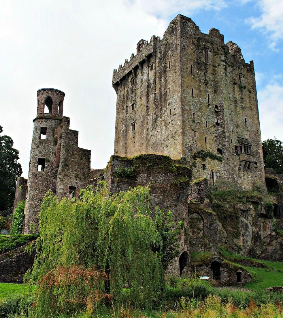 Blarney Castle, near Cork, Ireland