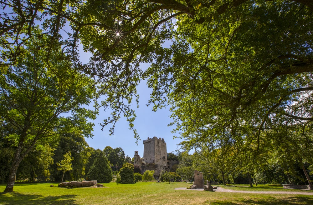 Blarney Castle, home of the mystical Blarney Stone