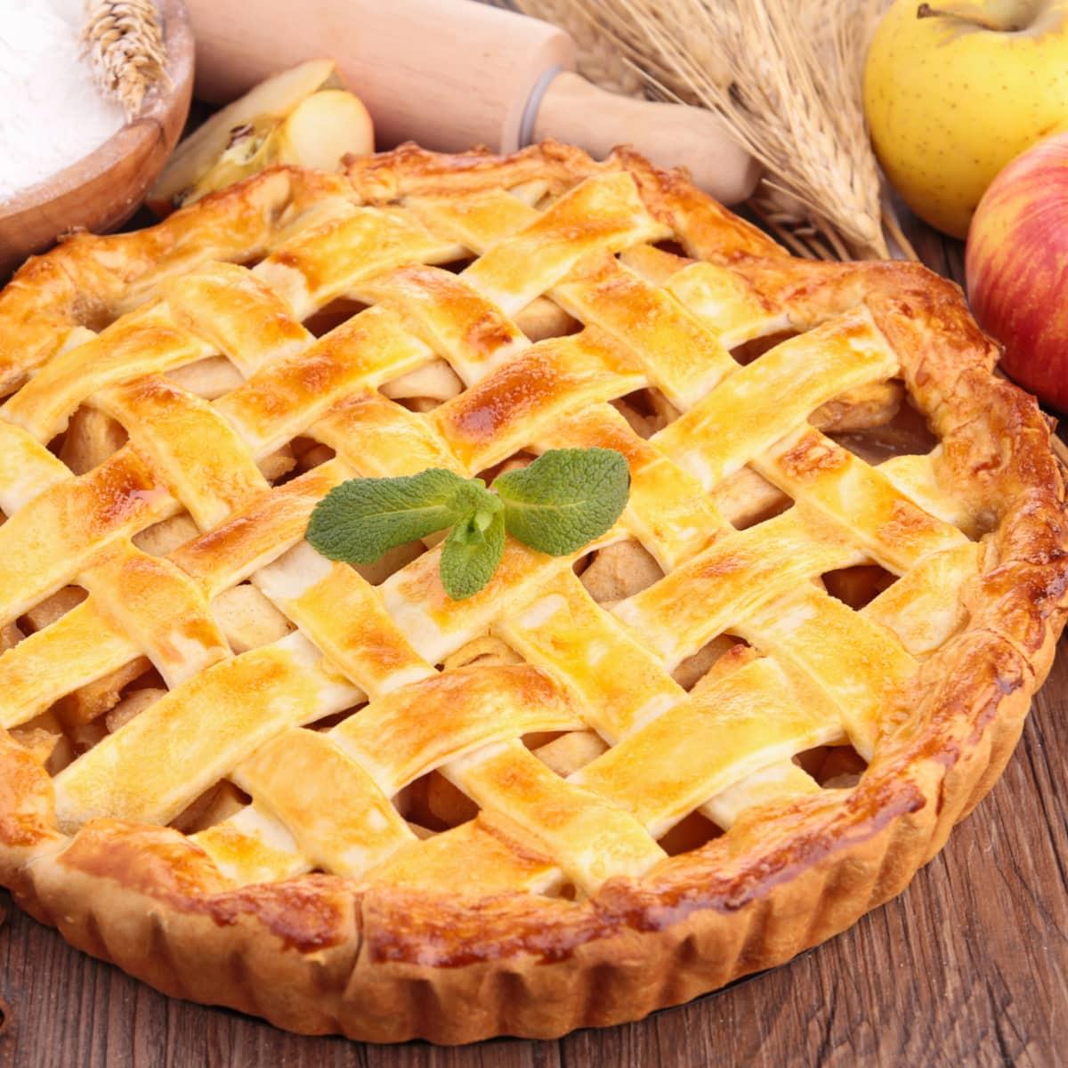 Where was apple pie invented   TravelMamas.com