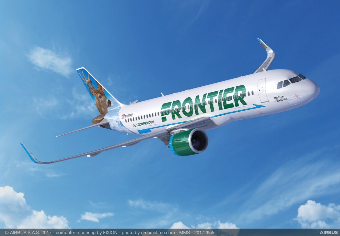 Where will your family fly with Frontier Airlines next?