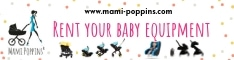 Mami Poppins baby gear rental in Germany