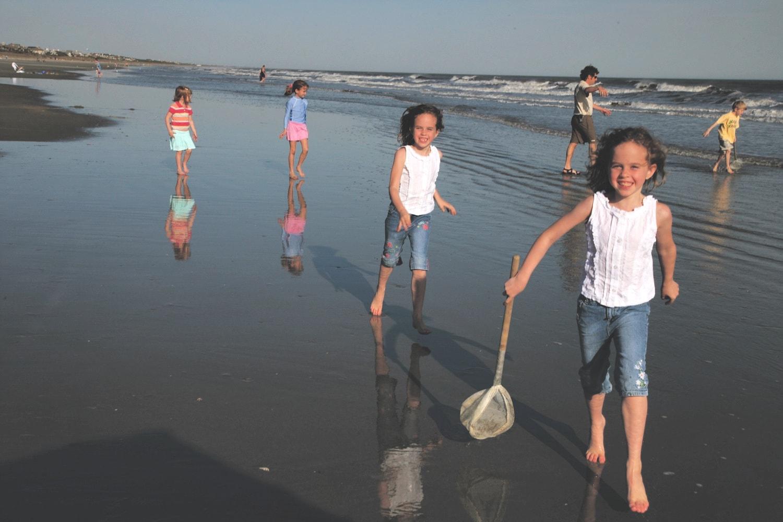 Kiawah Island Golf Resort Kids on the Beach