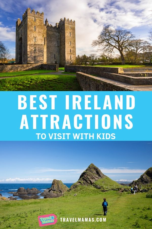 Best Ireland Attractions for Families