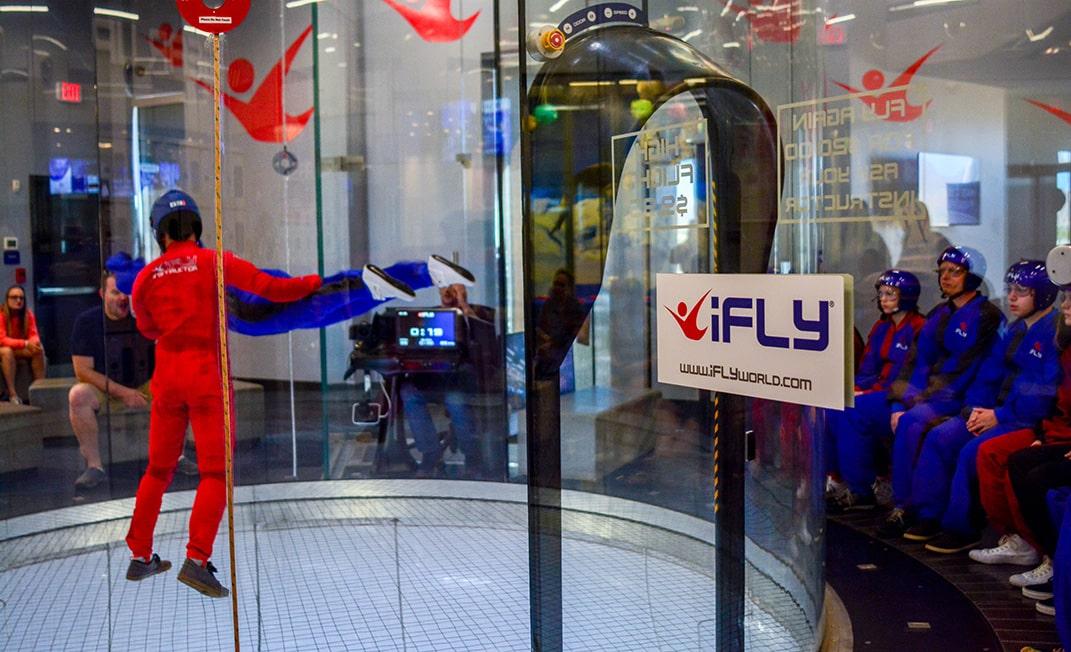 iFLY Indoor Flight Experience in Scottsdale